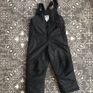 Child snow bib / pants